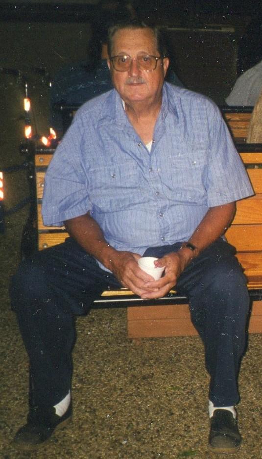 My Dad, Russ.