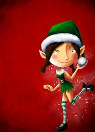 my xmas Elf