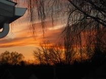 (C) JLPhillips 2012 A different sunset