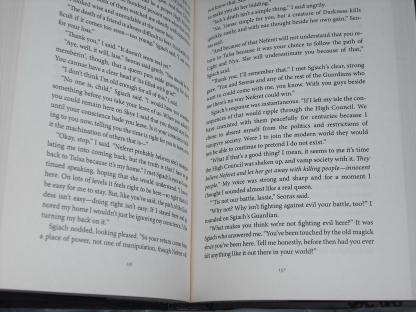 The art of a good book (c) JLPhillips 2013