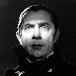 Source: Bela Lugosi I suppose. Ha!