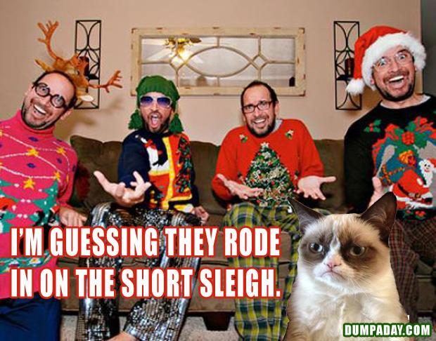 Hilarious Christmas Decorations