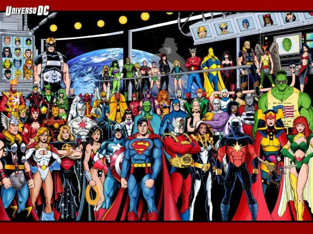 source    DC comic heros