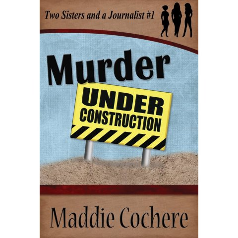 An Author Interview and A Book Giveaway! Maddie Cochere!
