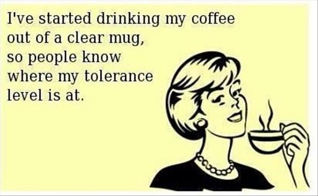I just added this because, well, it's about coffee