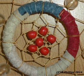 inner circle of dream catcher
