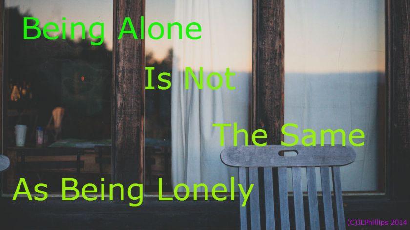 alonechair