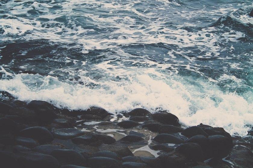wavescrashing