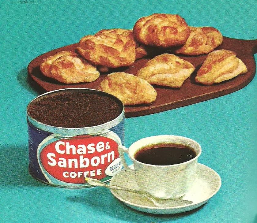 chase sanborn ad