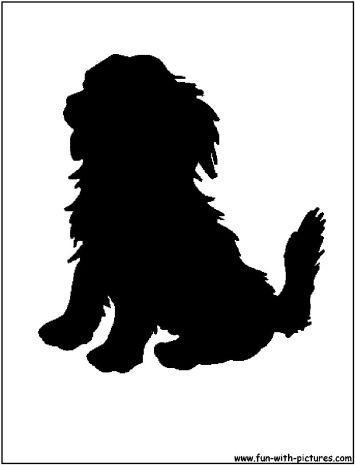 golden-retriever-dog-silhouette