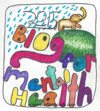 Blog For Mental Health 2015 badge by Piper Macenzie