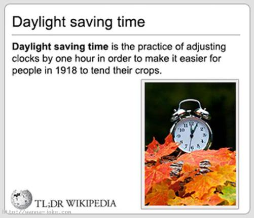"Image result for humor ""daylight saving time"""