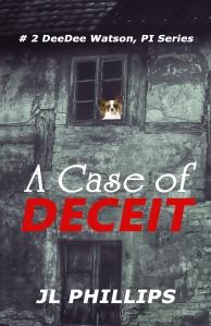 Deceit Kindle Cover