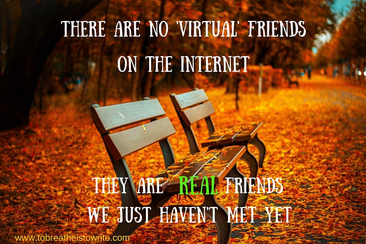 There are no Virtual Friends