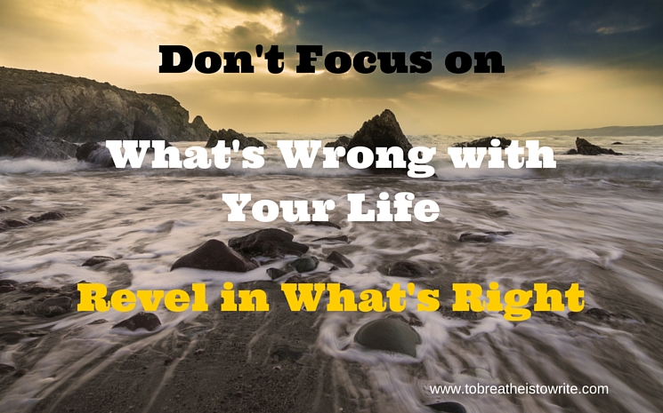 Don't Focus on
