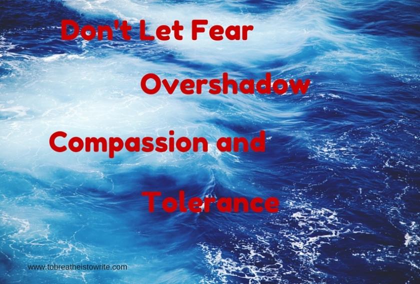 Don't Let Fear