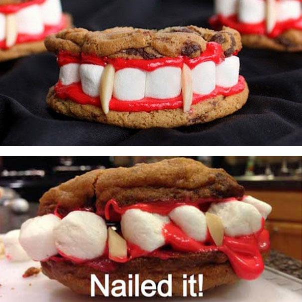 I think it needs braces! Stat!