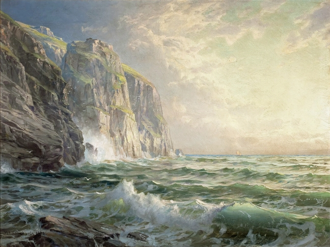 (c) William Trost Richards