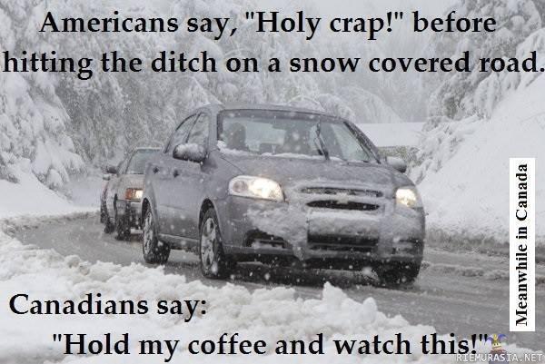 snowroad
